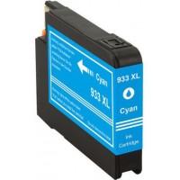 Náplň HP 933XL modrá alternativní CN054AE - 825 stran