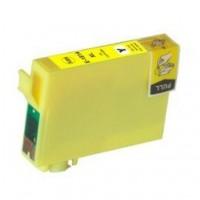 Náplň kompatibilní Epson T1814 - žlutá 100% nová - Epson 18XL