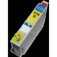 Náplň kompatibilní Epson T2714 - žlutá 100% nová - Epson 27XL