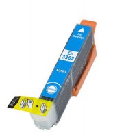 Náplň kompatibilní Epson T3362 - modrá 100% nová - Epson 33XL