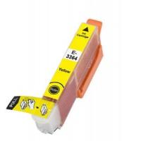 Náplň kompatibilní Epson T3364 - žlutá 100% nová - Epson 33XL