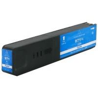 Náplň HP 971XL - modrá alternativní CN628AE - 6600 stran