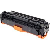 Toner HP CB540A - černý kompatibilní (HP CP1215, 1515) 2400 kopií