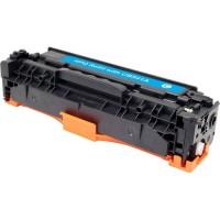 Toner HP CB541A - modrý kompatibilní (HP CP1215, 1515) 1600 kopií