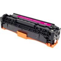 Toner HP CB543A - červený kompatibilní (HP CP1215, 1515) 1600 kopií