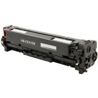 Toner HP 305X - CE410X - černý kompatibilní 4000 kopií - česká distribuce