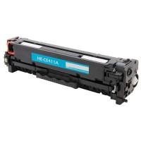 Toner HP 305A - CE411A - modrý kompatibilní 2800 kopií - česká distribuce
