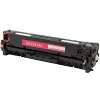 Toner HP 305A - CE413A - červený kompatibilní 2800 kopií - česká distribuce